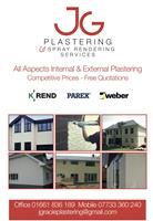 J G Plastering