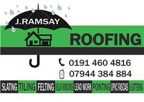 J Ramsay Roofing Ltd