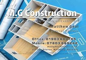 M G Construction