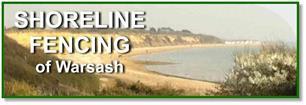 Shoreline Fencing