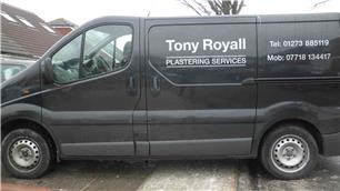 Tony Royall Plastering Services