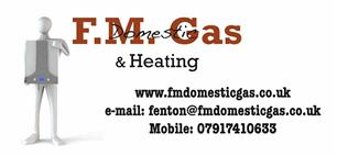 F.M. Domestic Gas & Heating