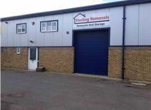Sterling Removal Storage centre