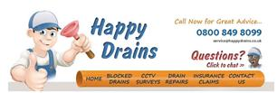 Happy Drains Ltd