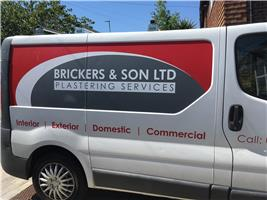 Brickers & Son Plastering Ltd
