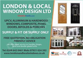 London & Local Window Design Ltd