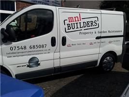 M.N.L. Builders Property and Garden Maintenance Ltd