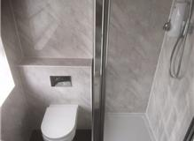 Wetroom panels