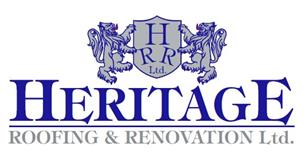 Heritage Roofing & Renovation Ltd