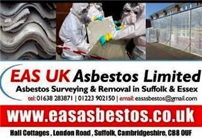 EAS UK Asbestos Limited