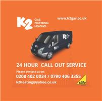 K2 Gas Plumbing And Heating Limited