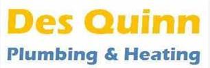 Des Quinn Plumbing, Heating Repairs & Gas Installers