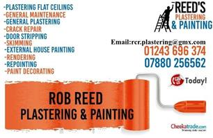 Reeds Plastering & Painting Maintenance