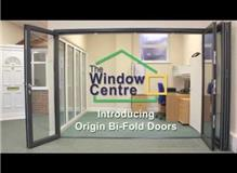 Our Latest Showroom Product - Origin Bifold Doors 2015