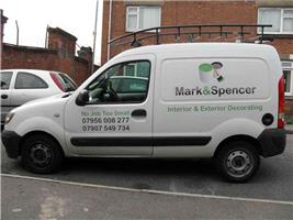 Mark & Spencer Decorating