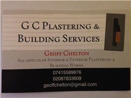 G C Plastering & Building Services
