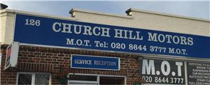 Church Hill Motors