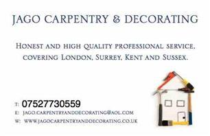 Jago Carpentry & Joinery