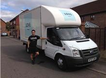 LOVE Removals  the main man