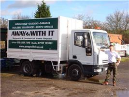 Away With It Waste Management Limited