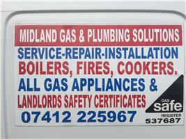 Midlands Gas & Plumbing Solutions