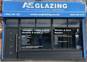 A&E Glazing Limited