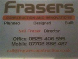 Frasers Construction & Renovations