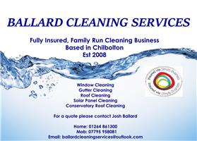 Ballard Cleaning Services