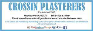 Crossin Plasterers