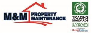 M & M Property Maintenance