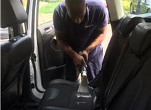 FULL CAR VALET INCLUDING STEAM DEEP CLEAN INTERIOR