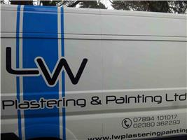 LW Plastering & Painting Ltd