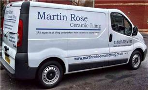 Martin Rose Ceramic Tiling