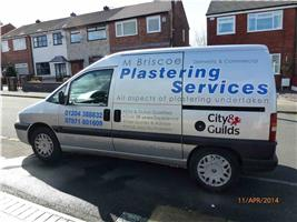 M Briscoe Plastering Services