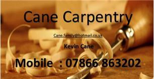 Cane Carpentry
