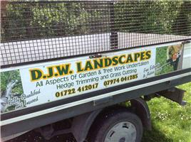DJ Willett Landscapes & Tree Services