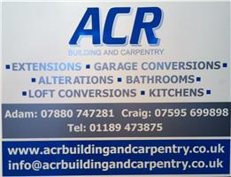 ACR Building and Carpentry Ltd