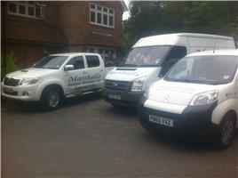 Marshalls Designer Driveways Ltd