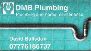 DMB Plumbing