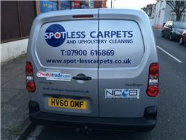 Spotless Carpet & Upholstery Cleaning