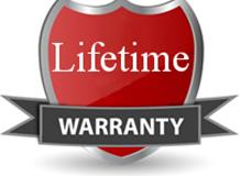 All Connection Service Cover with Lifetime Warranty