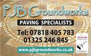 PJB Groundworks