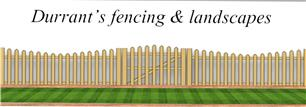 Durrant's Fencing & Landscapes