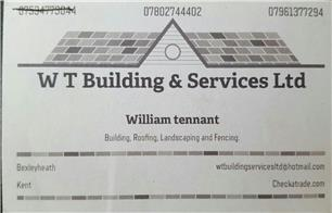 W T Building & Services Limited