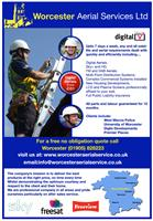Worcester Aerial Services Ltd