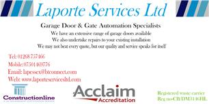Laporte Services Ltd
