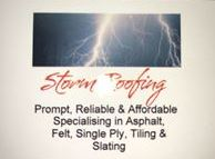 Storm Roofing (Southern) Ltd