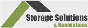 Storage Solutions And Renovations