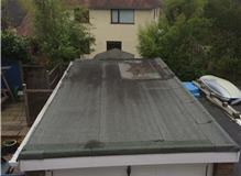 Standard garage roof