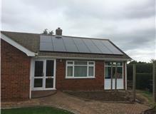 3.5kW PV Installation, Sutton Valance